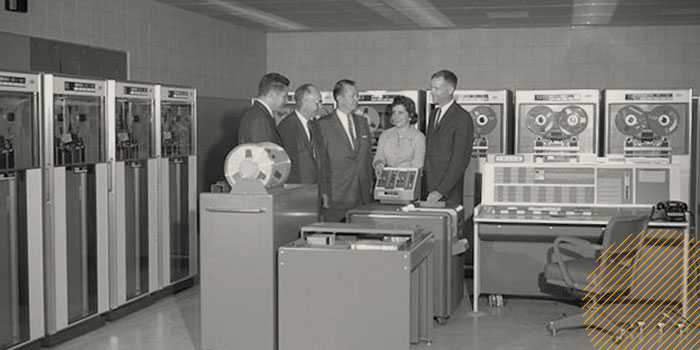 WHEN  Was the IBM 7094 Introduced?