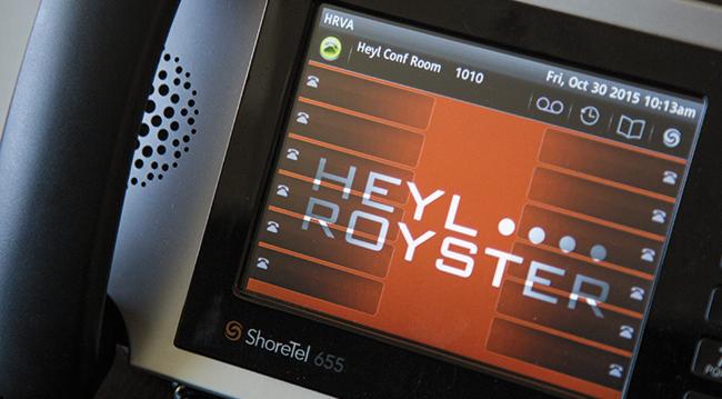 Heyl Royster