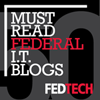 Federal Technology Blogger Badge 100px