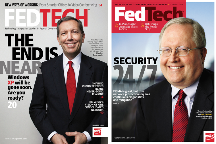 FedTech's New Look and Feel