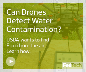 USDA uses drones to try to detect E.coli