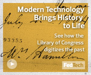 Library of Congress digitizes American history