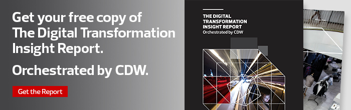 CDW Digital Transformation Guide