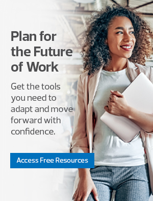 future of work right rail