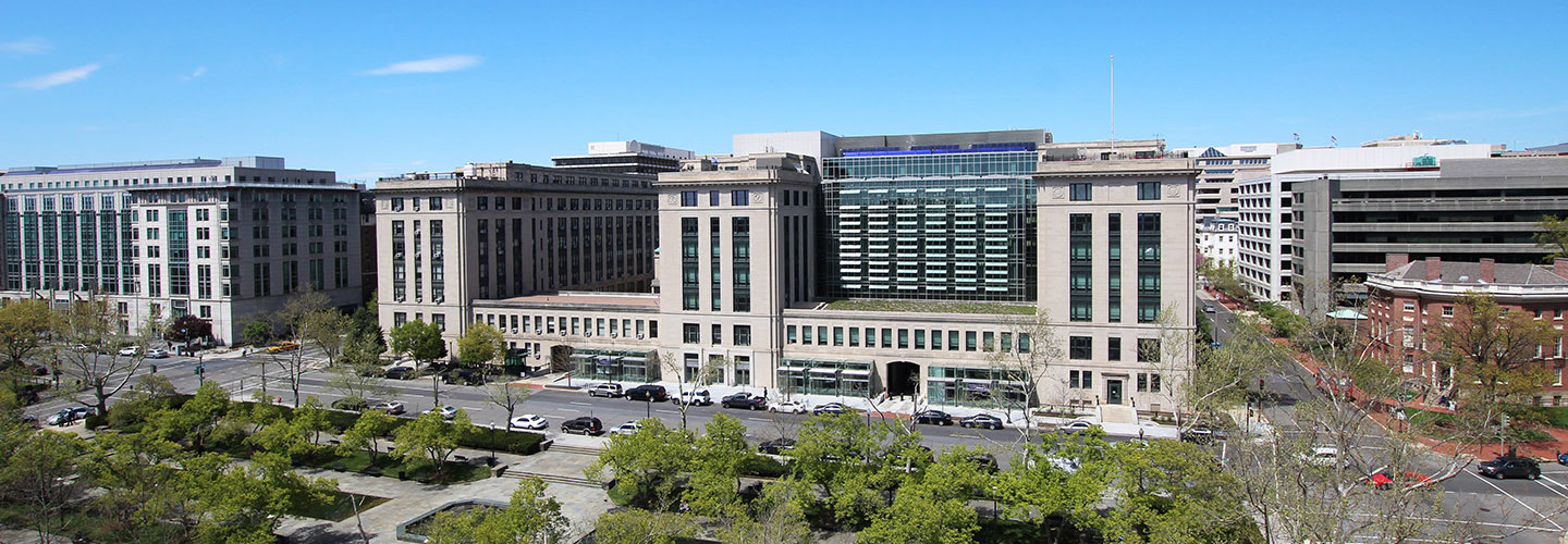 The General Services Administration's headquarters in Washington, D.C.