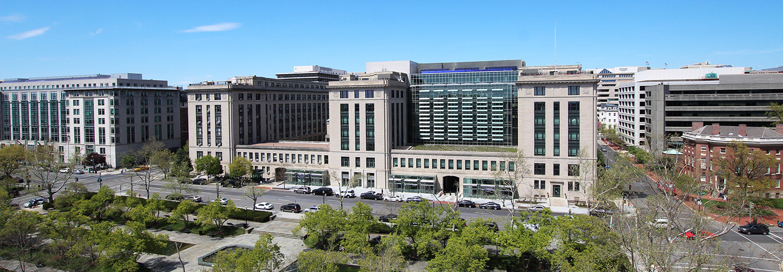 GSA headquarters in Washington, DC