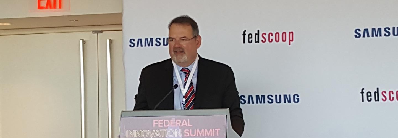 Former Federal CIO Tony Scott