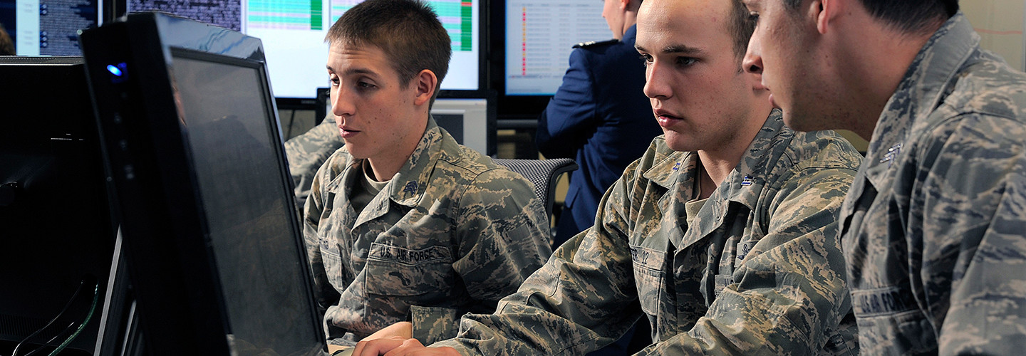 Air Force Cyber Security
