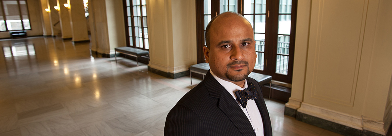 Cloud.gov Director Shashank Khandelwal