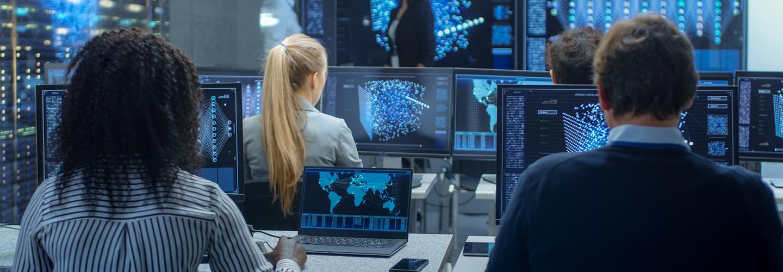 Federal cyber analysts