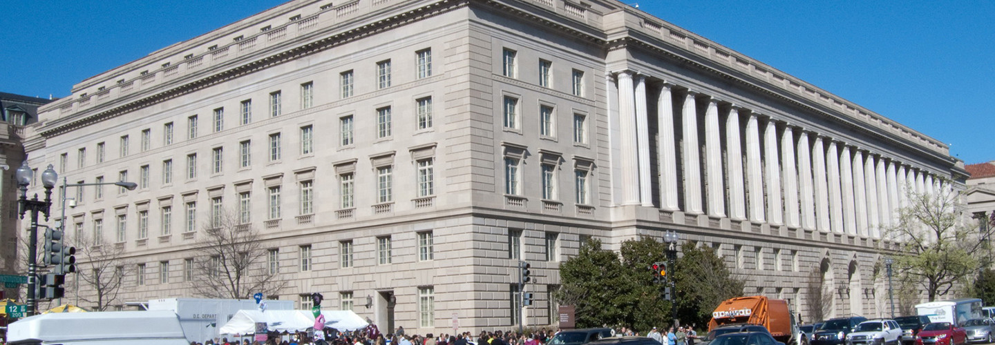 IRS headquarters in Washington, D.C.
