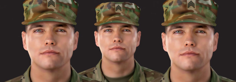 SGT STAR Courtesy of U.S. Army