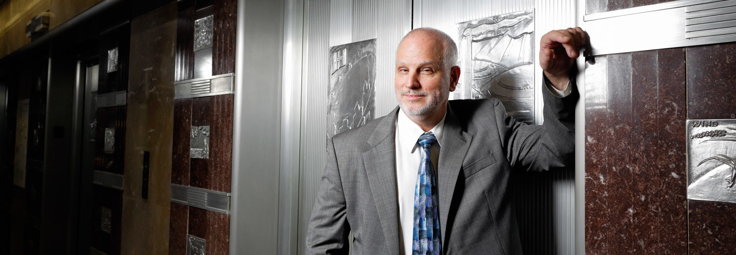 David Sadnavitch,­­ ­Director of Information ­Systems Security