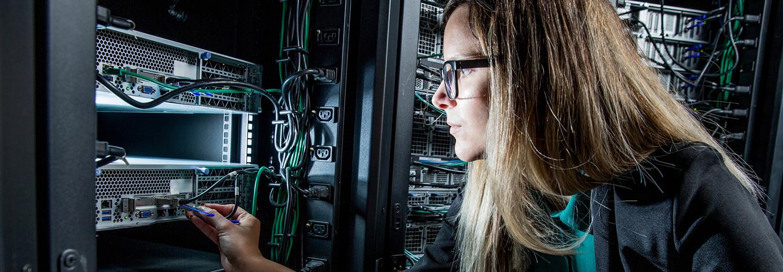 Data center optimization