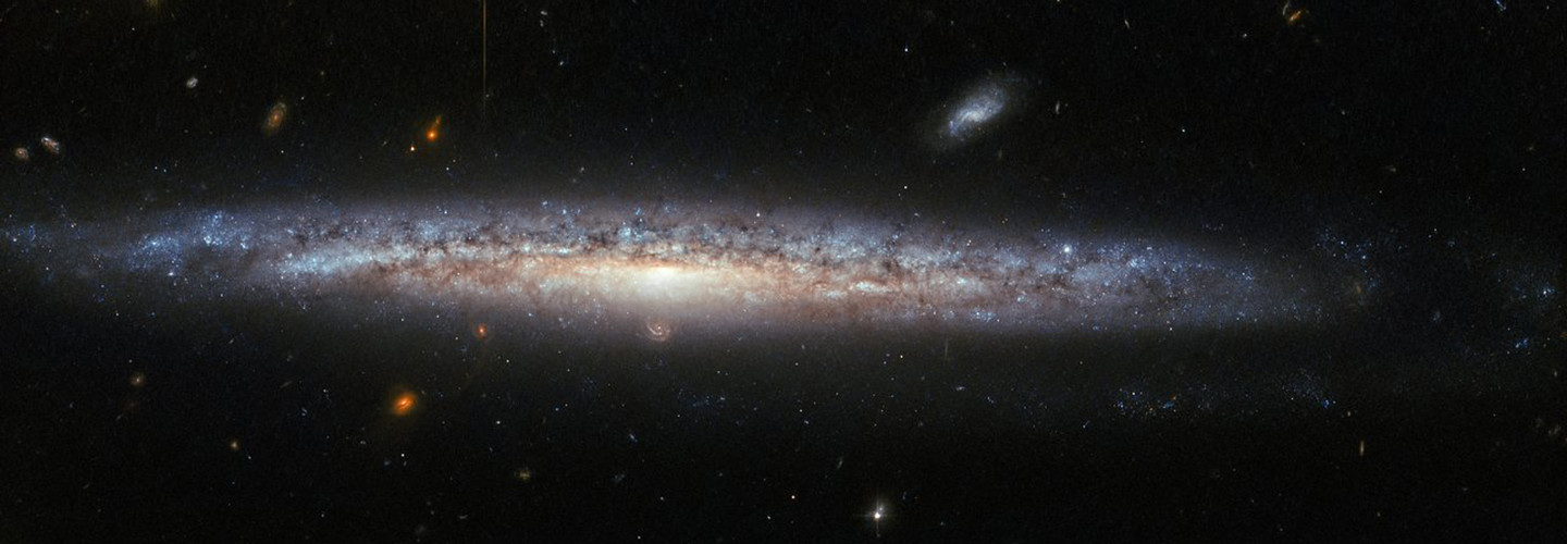 Image from the Hubble Space Telescope