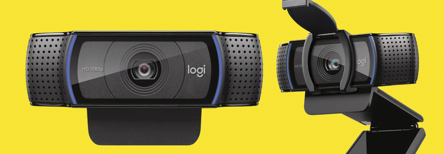 Review: Logitech C920s Pro Webcam Travels with Feds on the Go