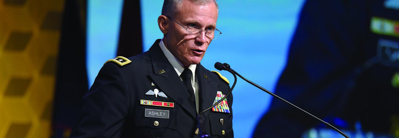 Defense Intelligence Agency Director Lt. Gen. Robert Ashley Jr.