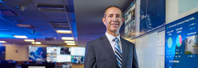 FEMA Acting Deputy CIO Scott Bowman