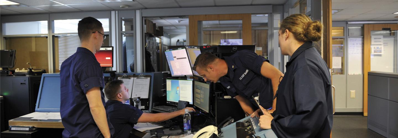 Coast Guard cloud migration