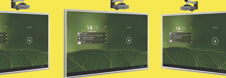 MooreCo Interactive Projector Board