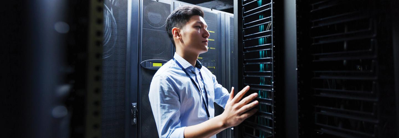 Data center consolidation