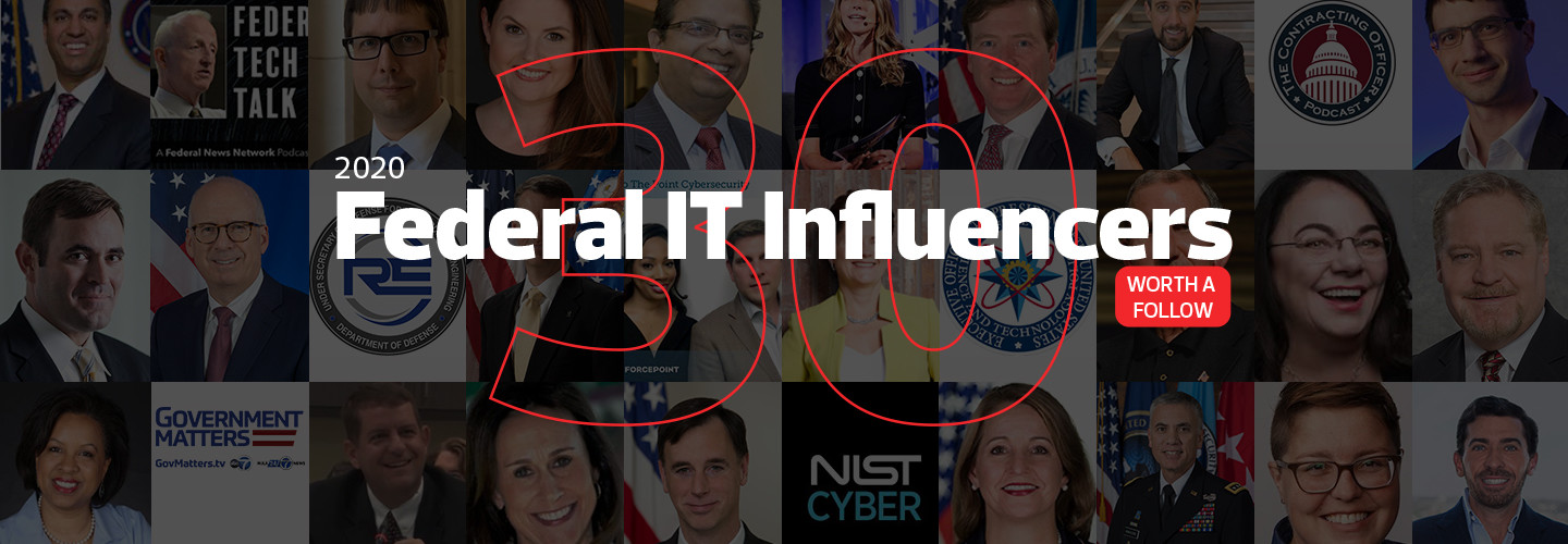 FedTech 30 Influencers to Follow
