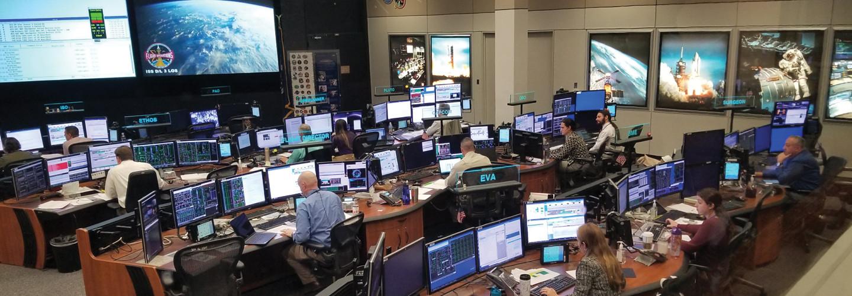 NASA cyber