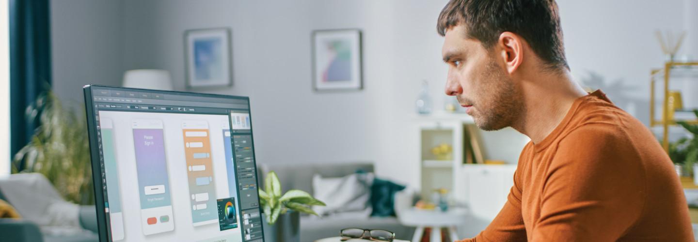 digital strategy and modern websites