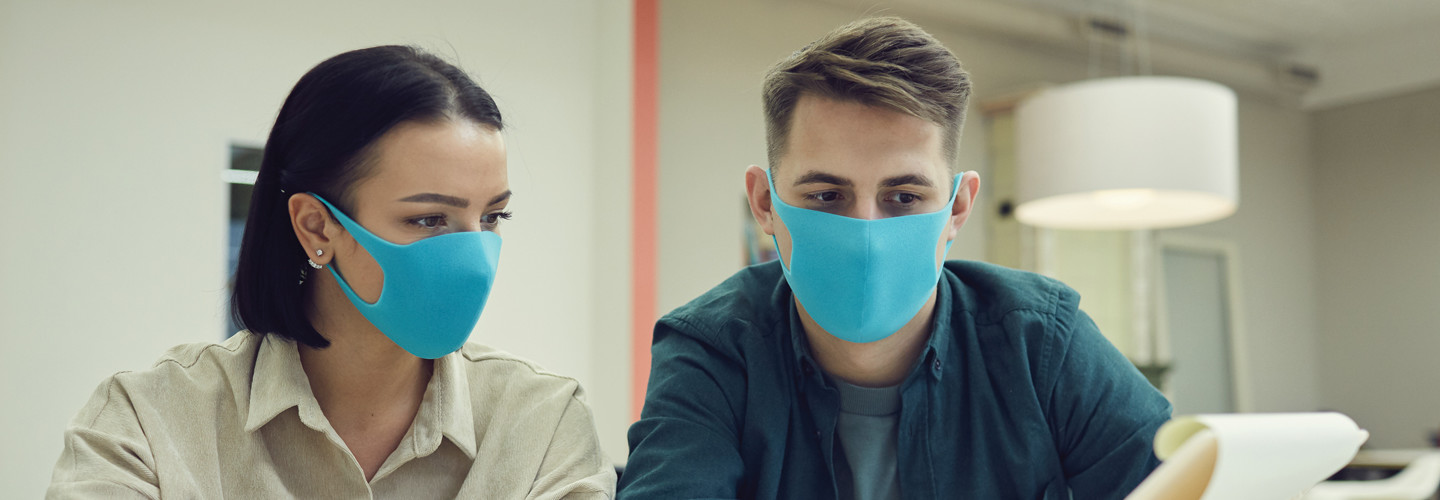 hybrid workplace in the pandemic