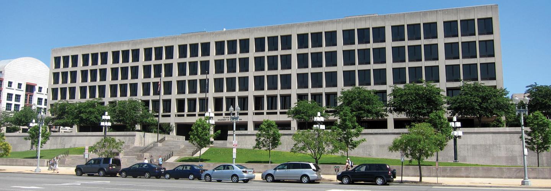 Labor Department headquarters
