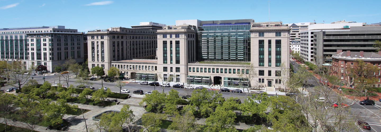 GSA headquarters