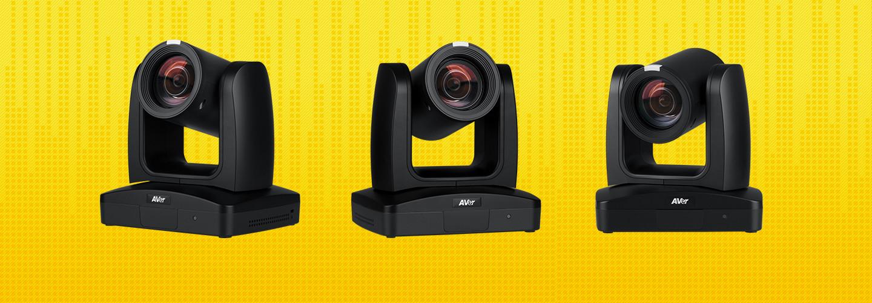 AVer TR311HN AI Auto Tracking Camera