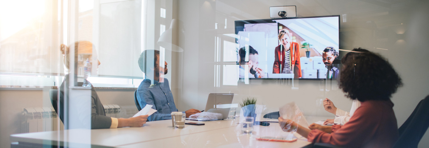 Secure teleconferencing