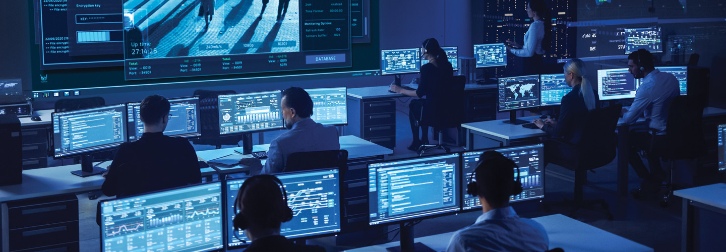 Cybersecurity in government