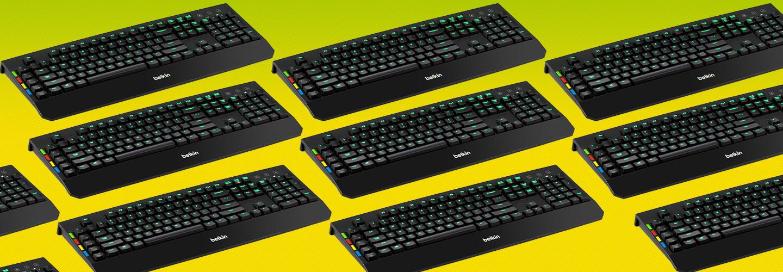 Belkin KVM Keyboard
