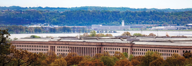 Pentagon building