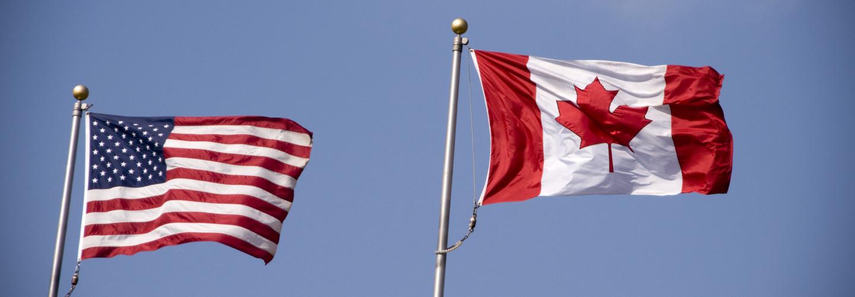 U.S Canada Border