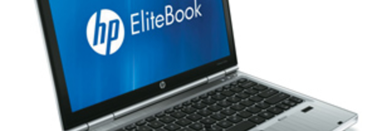 HP EliteBook Delivers Excellent Performance in Compact Form