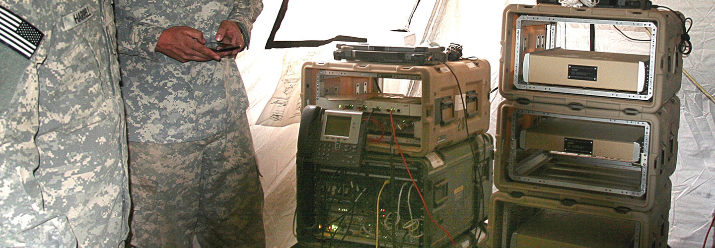 DOD, DISA Enable Warfighters to Access Classified Networks