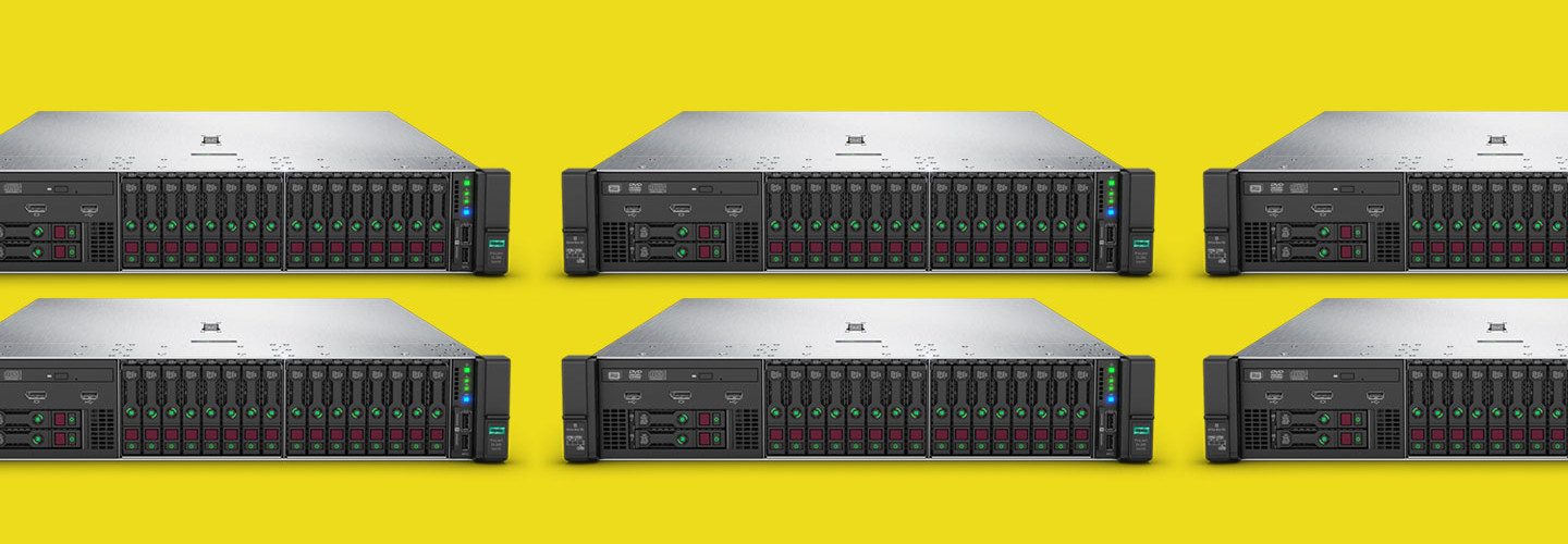 Review: HPE's ProLiant DL380 Gen10 Server Lets Feds Handle