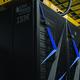IBM supercomputer named Summit at Oak Ridge National Laboratory