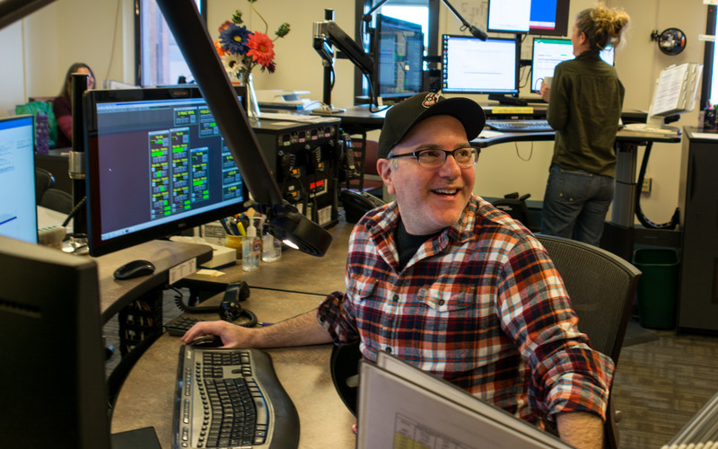 A 2017-18 upgrade at McMurdo Communications Operations brought new technology to the workers who monitor all goings-on at the distant station.
