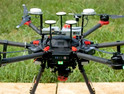 USDA drones to test irrigation ponds
