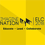 Imagine Nation ELC 2018 logo