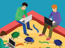 IT sandbox illustration