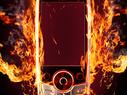 Self-destructing phone