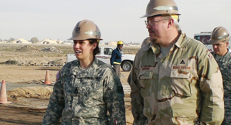 Army Corps of Engineers in Iraq