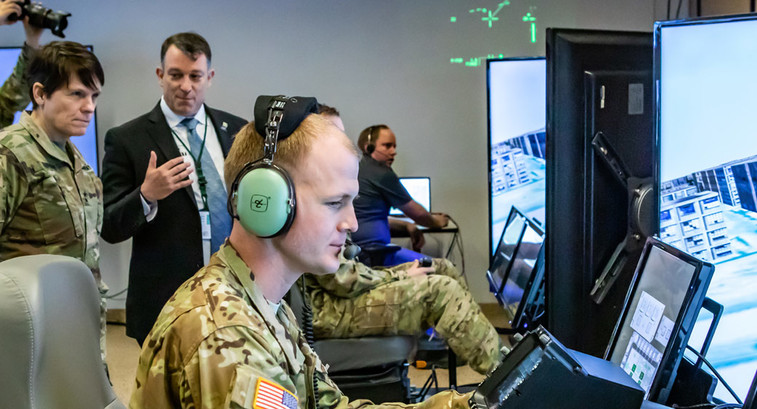 The U.S. Army is one of the agencies investing in virtual reality and augmented reality technologies.