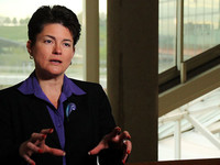 Maria Roat of Transportation Department