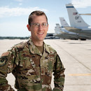 Maj. Mike Scott, 55th Communications Squadron, Offutt Air Force Base, Nebraska
